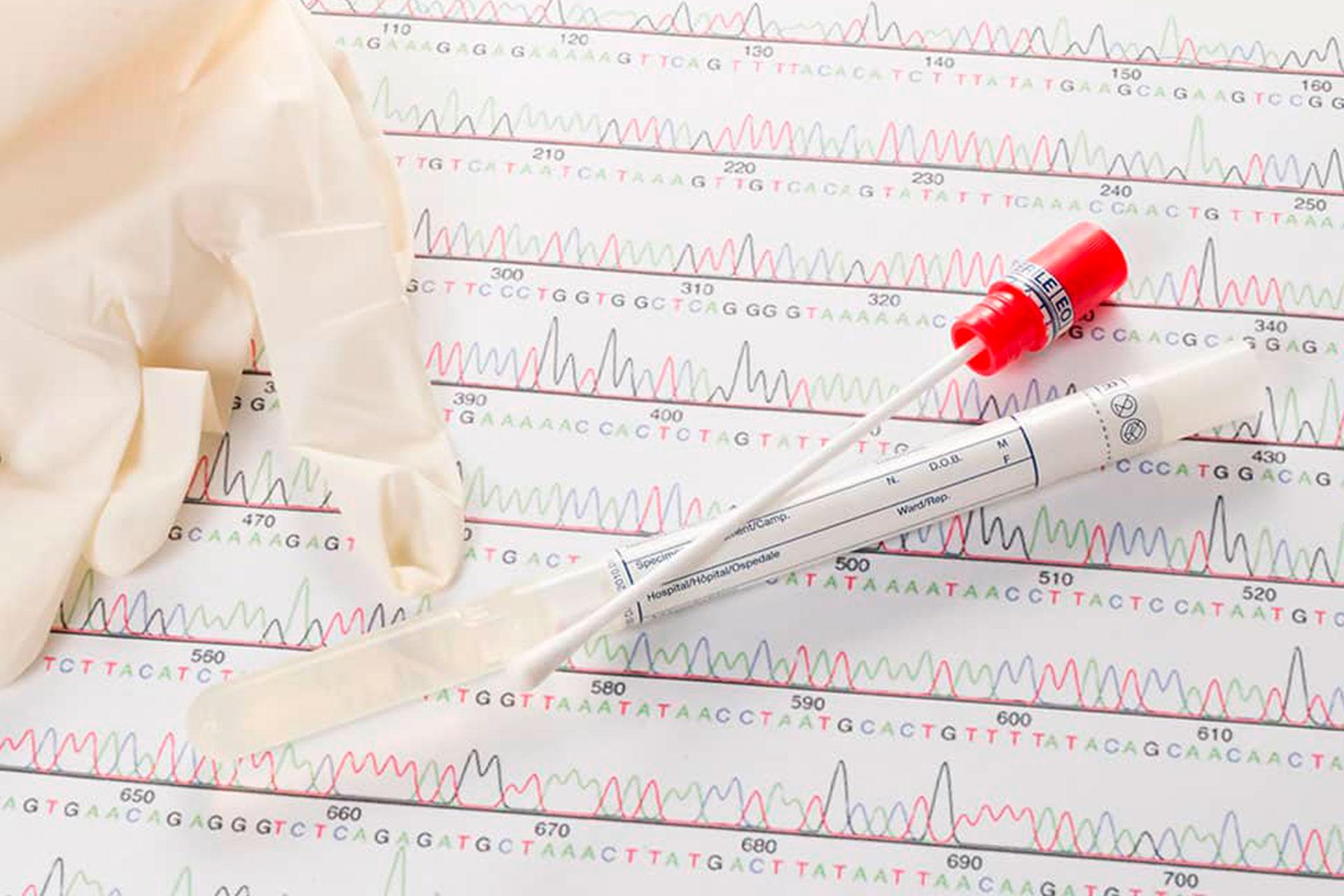 marcatori str test DNA