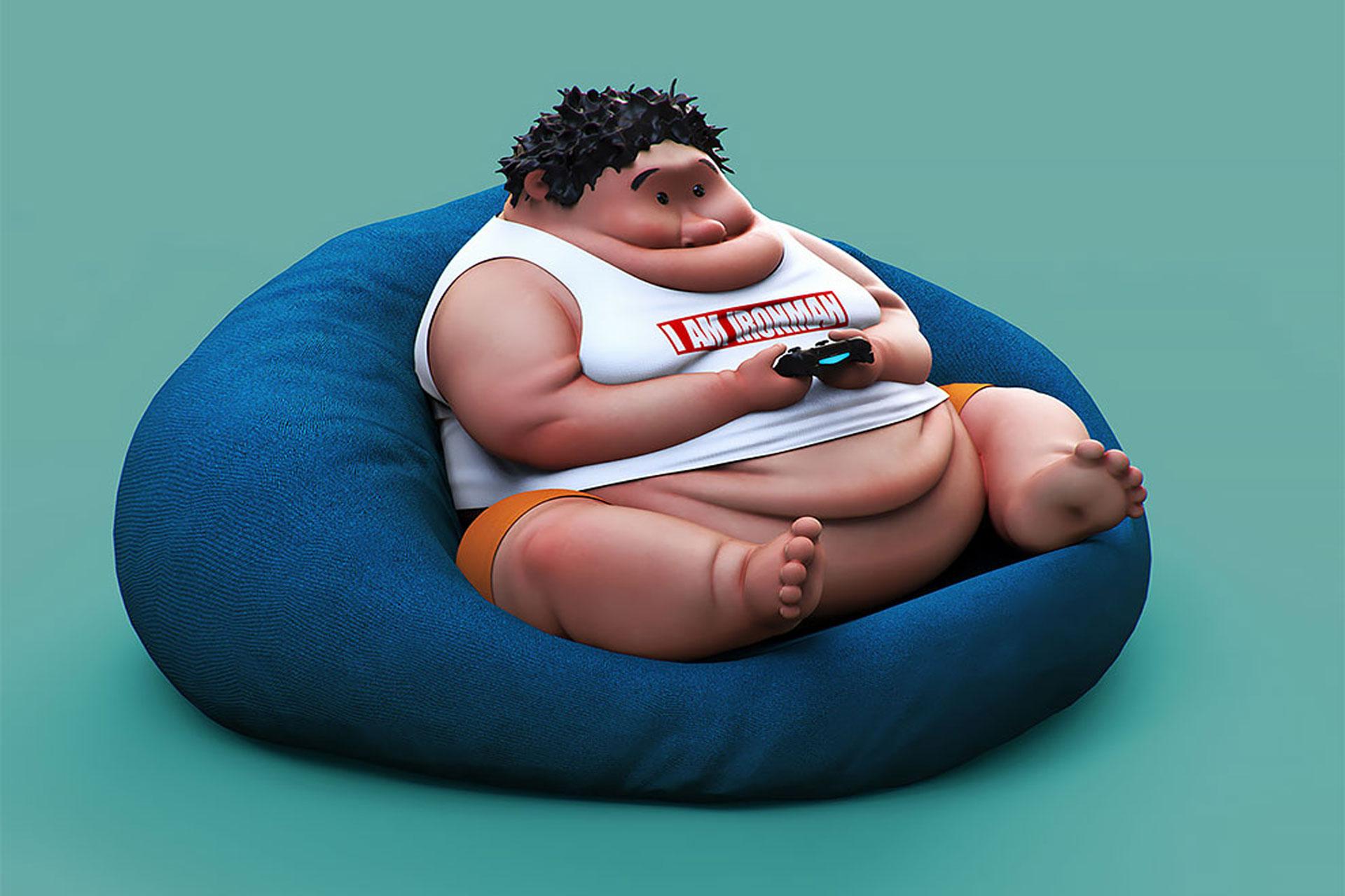 predisposizione genetica obesità